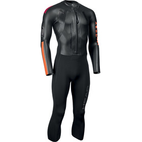 Head M's SwimRun Aero Suit Black/Orange